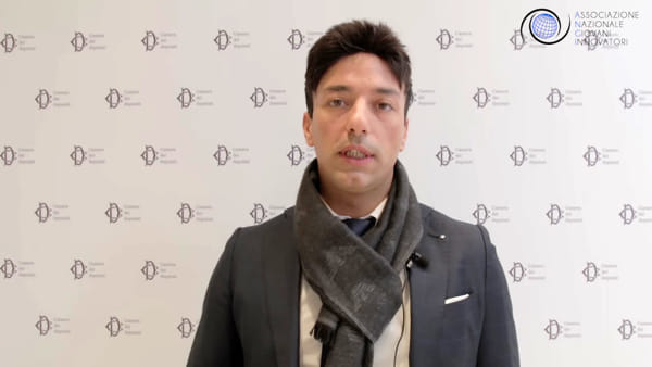 Intelligenza Artificiale e blockchain: intervista a Dane Marciano, Ceo Affidaty Spa