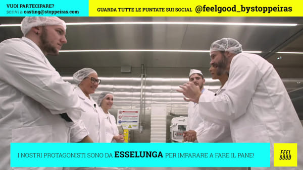 """Feel Good"" con Edoardo Stoppa e Juliana Moreira: puntata 11"