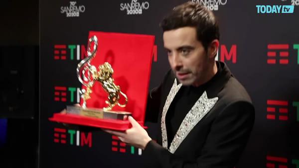 Diodato vince il 70esimo Festival di Sanremo: la dedica a Mia Martini