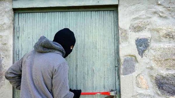 I dieci consigli per evitare furti in casa