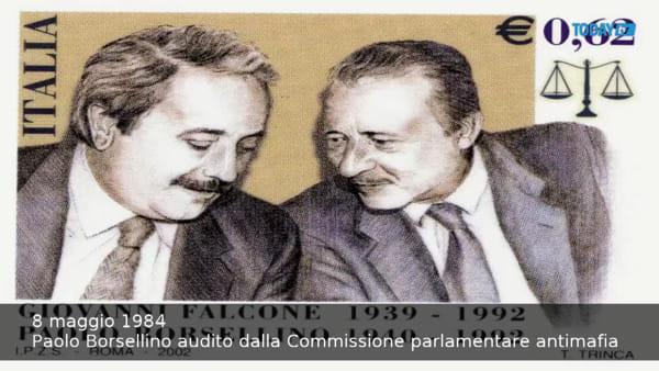 """Borsellino, l'audio desecretato: """"Sono libero di essere ucciso"""""""