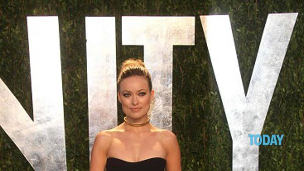 Olivia Wilde sul red carpet 1