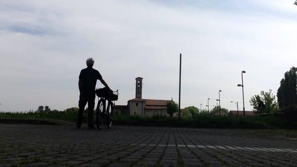 Il terrore della bicicletta antisociale