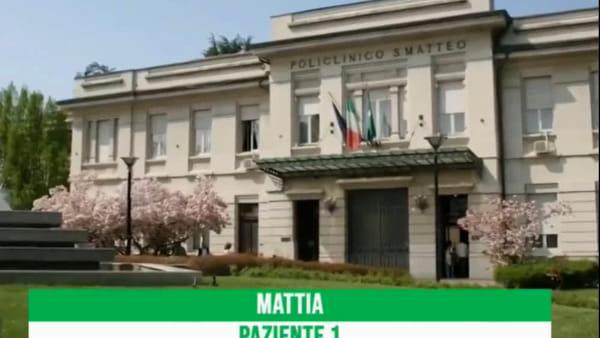 Mattia, il paziente 1 di Codogno torna a casa: il video messaggio
