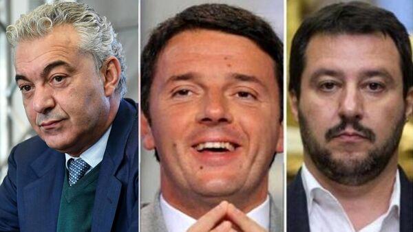 Perché l'addio di Arcuri è una vittoria di Renzi e Salvini