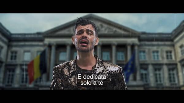 """""""UE!"""": la (spassosissima) canzone di Lorenzo Baglioni sul voto e l'Unione europea"""