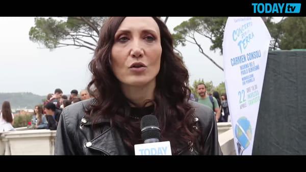 """Earth Day, Marina Rei al Concerto per la Terra: """"Musica per riflettere sulla tutela dell'ambiente"""""""
