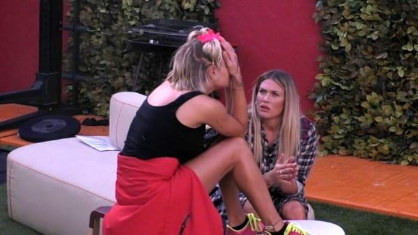 """Gf Vip, Giulia Provvedi crolla: """"Mi manca il mio fidanzato"""""""