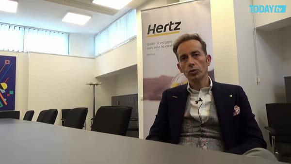 Intervista a Massimiliano Archiapatti, direttore generale e Ceo di Hertz Italia