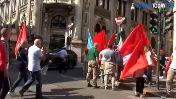 UBI Banca, la protesta dei lavoratori: in 200 rischiano il posto