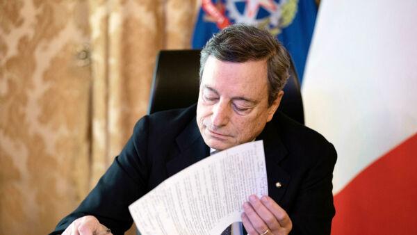 Il governo Draghi verso il nuovo decreto che cambierà il coprifuoco da lunedì 24 maggio
