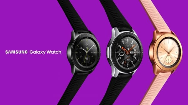 Samsung Galaxy Watch: un evoluto smartwatch anche con Lte