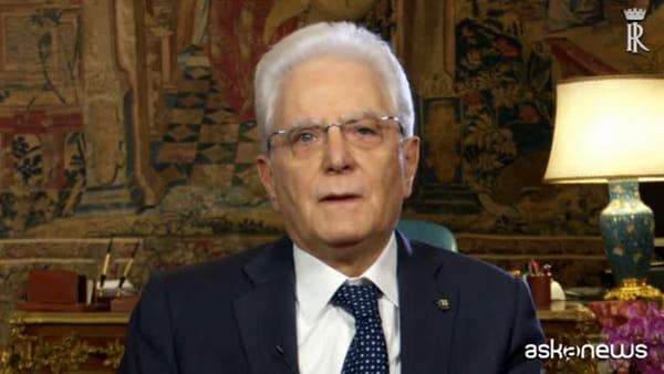 Mattarella: Falcone e Borsellino luci nelle tenebre