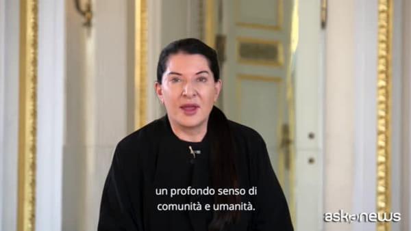 Marina Abramovic: il nostro approccio al pianeta deve cambiare