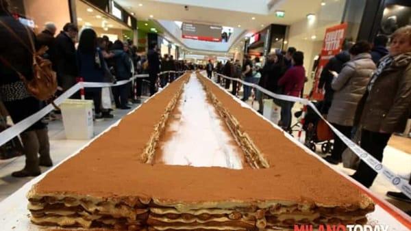 In Italia verrà realizzato il tiramisù più grande del mondo: oltre 15mila porzioni gratis