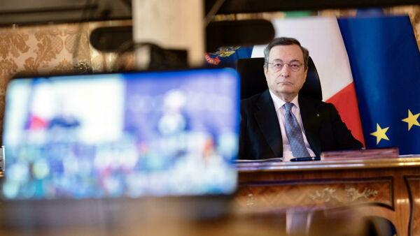 Il governo Draghi verso il lockdown nazionale entro venerdì: super zona rossa in tutta Italia, scuole chiuse e anticipo del coprifuoco