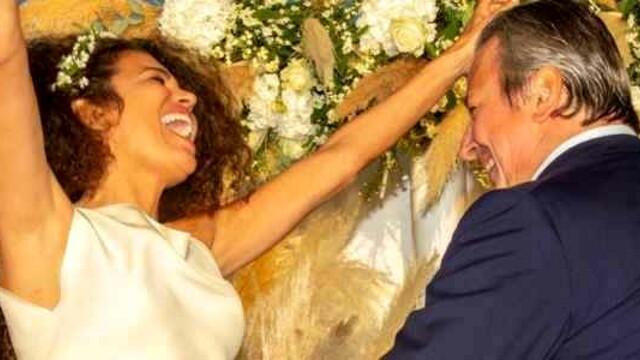 Afef si è risposata: le foto del matrimonio con Alessandro Del Bono