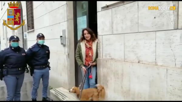 """""""Ecco Trilly e Cookie, finalmente"""": padrona riabbraccia i cagnolini smarriti ritrovati dalla polizia"""