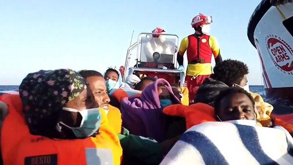 A Trapani I 253 Migranti Salvati Da Open Arms Nel 2020 Triplicati I Numeri Degli Sbarchi
