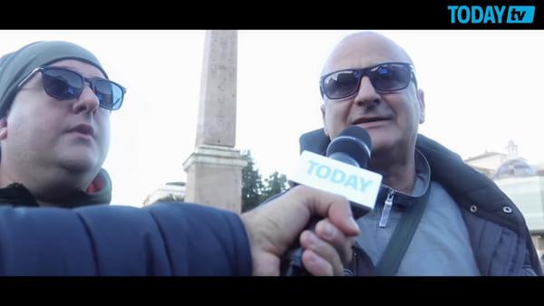 """""""Perché siamo qui con Salvini"""": le interviste al popolo del """"Capitano"""""""