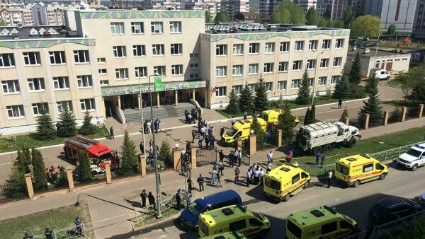 Russia, sparatoria in una scuola a Kazan: vittime e feriti