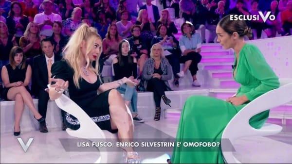 """Verissimo, Lisa Fusco lancia la frecciata per Signorini: """"Non doveva farlo"""""""