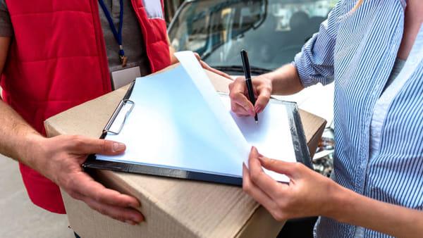 Offerta di lavoro urgente: cercasi in tutta Italia fattorini e addetti alle consegne