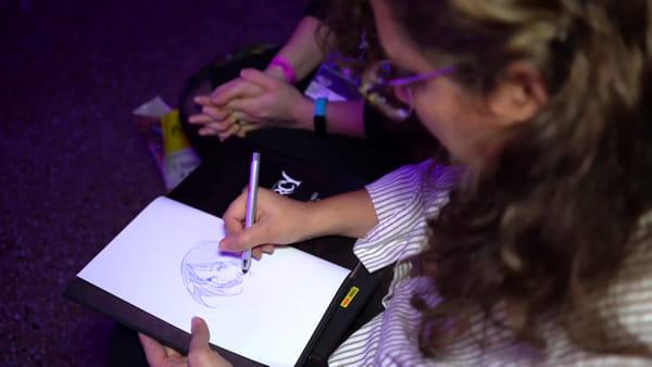 Mirka Andolfo presenta 'Mercy', la nuova dama dark dei fumetti