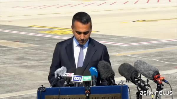 Libia, Di Maio: timori che operazioni Sirte portino a escalation