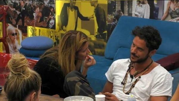 """Andrea Montovoli vuole lasciare il GF Vip: """"Ho trovato il mio tesoro. Non ho più motivo di restare"""""""