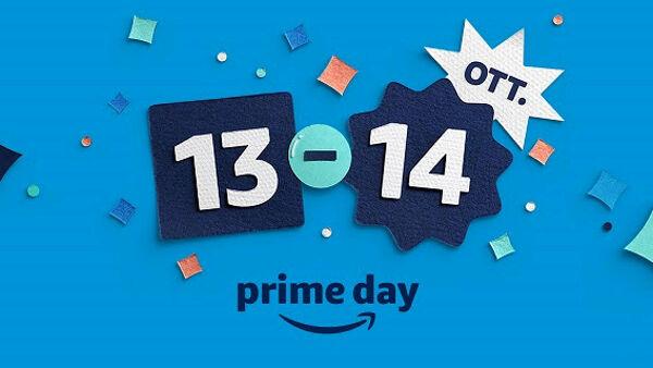 Prime Day torna il 13 e 14 ottobre con un milione di offerte: tutto quello che c'è da sapere