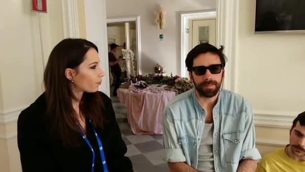"""Ex-Otago a Sanremo: """"Cantiamo un amore non più giovane. La nostra Genova? Guardi al futuro""""   Videointervista"""