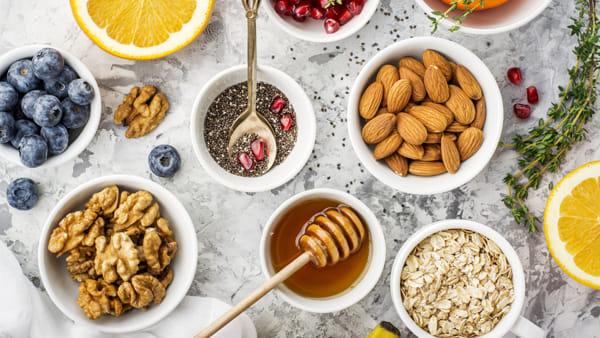 gli alimenti consentivano una dieta ravennale