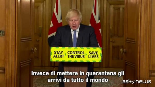 La Gran Bretagna toglie la quarantena ai Paesi Ue, non agli Usa