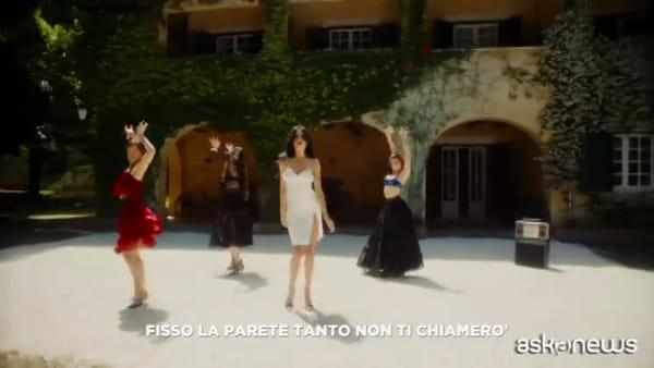 "Musica, una sensualissima Elodie nel ""Ciclone"" di Takagi & Ketra"