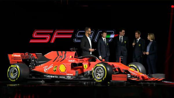 Calendario F1 2020 Tv8.Formula Uno 2019 Calendario Date E Orari Partenza Gran