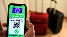 Le multe fino a mille euro per chi è senza green pass