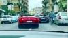 Il traffico bloccato per far passare il boss in Ferrari alla comunione del figlio