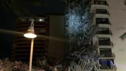 Miami, è crollato un palazzo di 11 piani