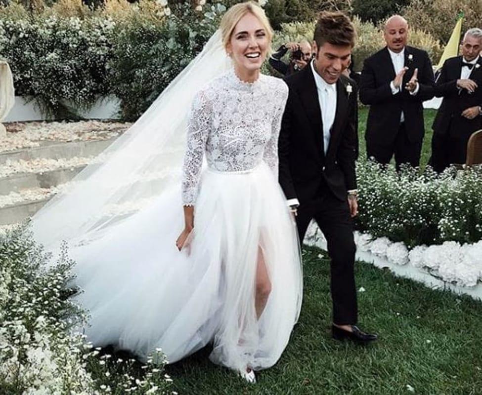 Matrimonio In Diretta Chiara Ferragni Fedez : Chiara ferragni e fedez il giorno del sì tutto sul