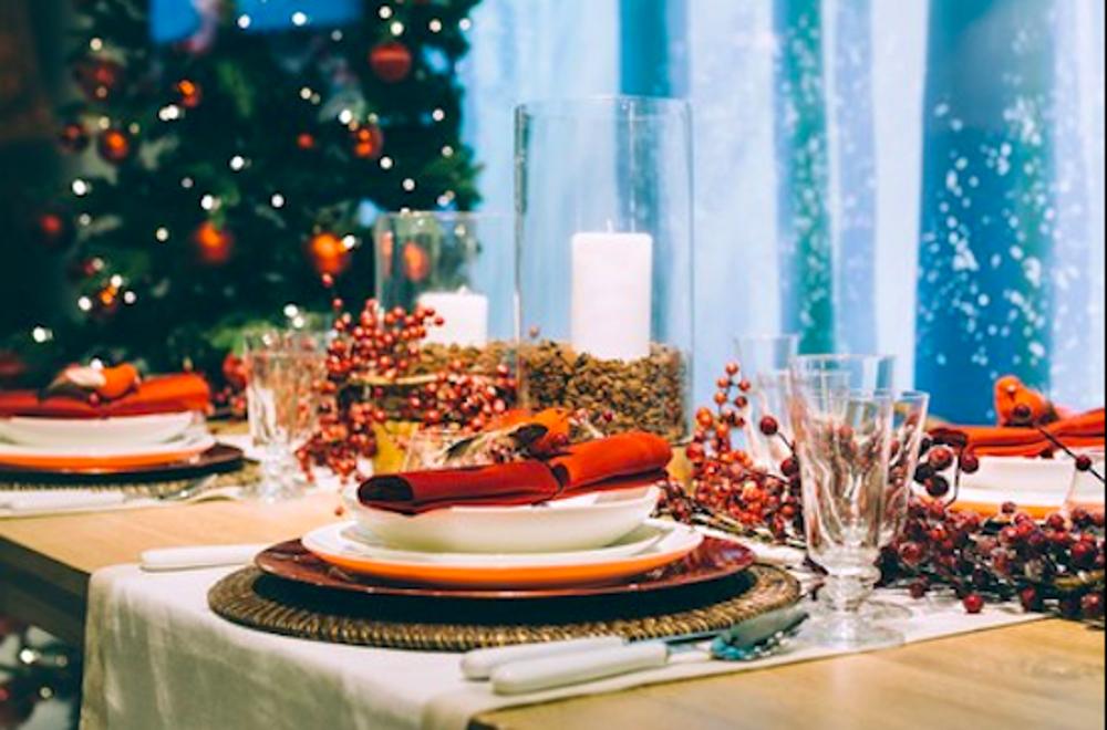 Decorazioni Natalizie Tavola.Come Decorare La Tavola Di Natale