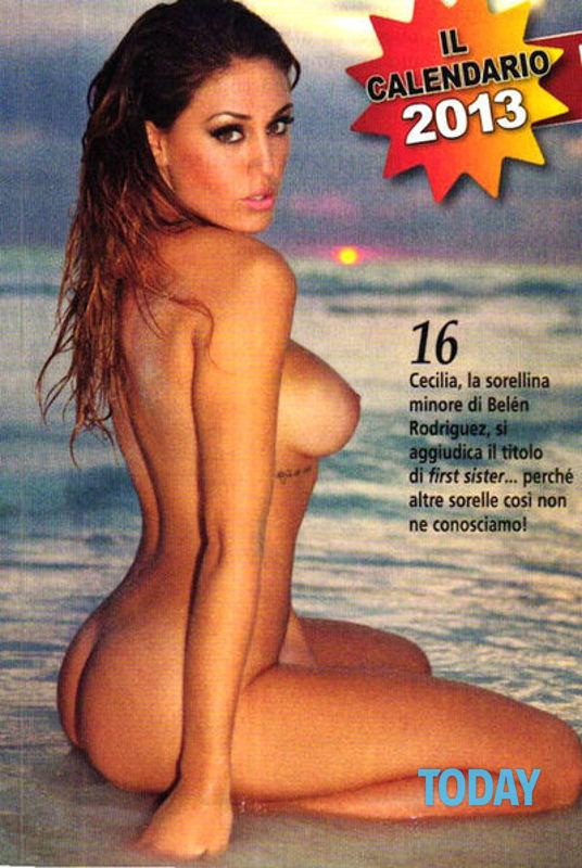 Cecilia Rodriguez Calendario For Men.Cecilia Rodriguez Calendario Calendario 2020