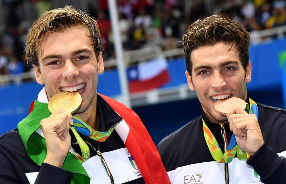 Olimpiadi di Rio, trionfo azzurro nei 1500 stile: Paltrinieri oro, Detti  bronzo