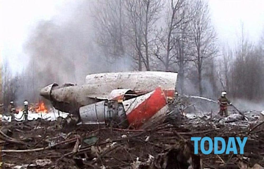 Aereo Russo Precipitato Oggi 11 Febbraio 2018 Incidente Mosca
