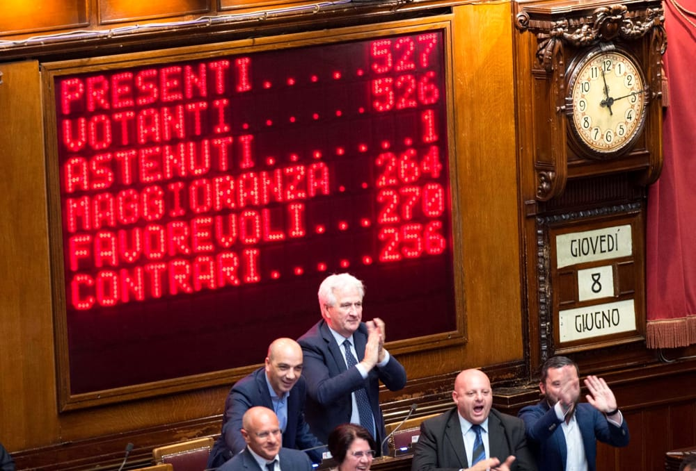 Perch la riduzione dei parlamentari rischia di essere for Numero deputati