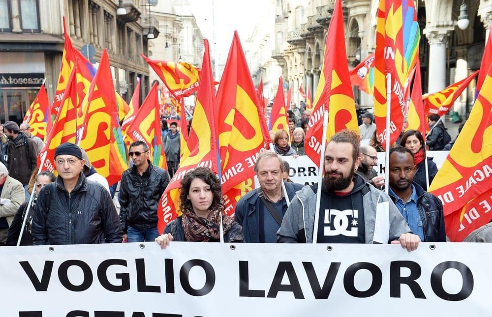 Risultati immagini per immagine di sciopero generale