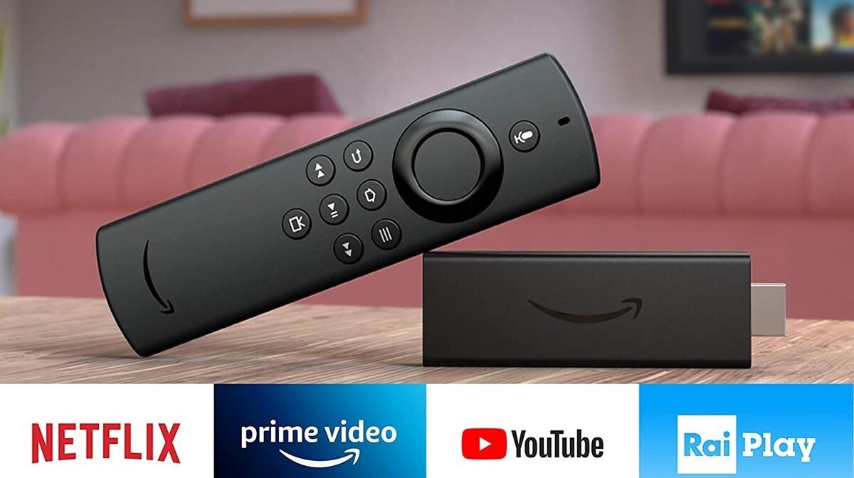 Amazon Fire Tv Stick in offerta a partire da 19 euro