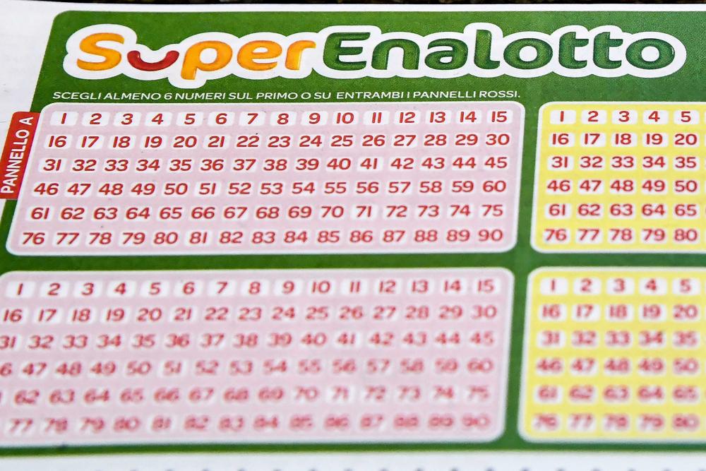 Estrazioni Lotto oggi e SuperEnalotto di martedì 1 ...