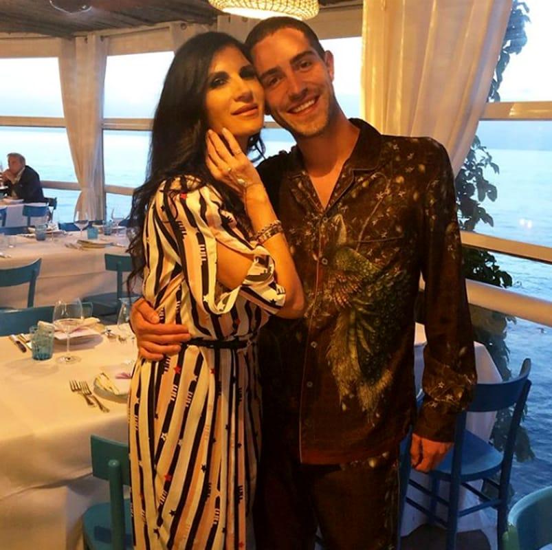 Pamela Prati al Vip Champion di Capri dopo il caso Caltagirone