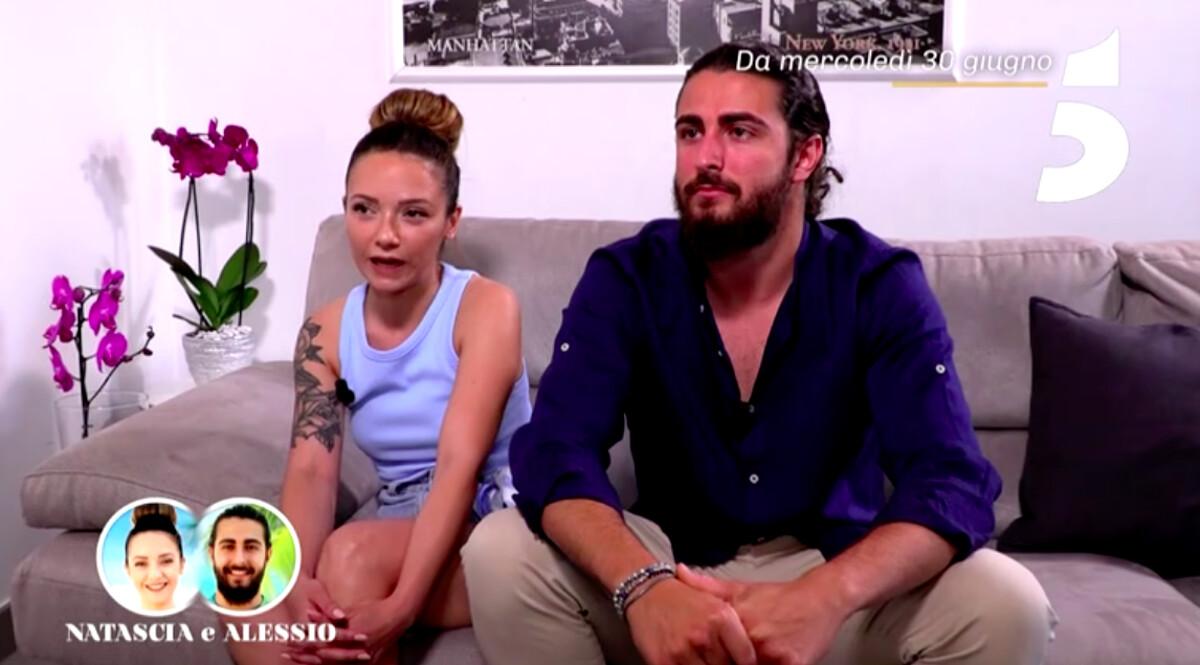 Temptation Island, Natascia e Alessio due anni di relazione fondata sulle critiche
